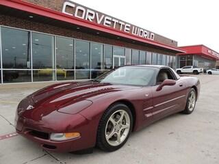 2003 Chevrolet Corvette 1SC Coupe (Auto, 50th Annv., Mag Ride!) Coupe