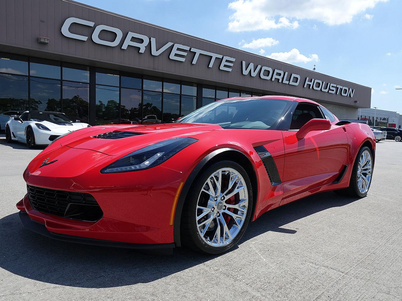 2015 Chevrolet Corvette Z06 Coupe 2LZ Nav w/PDR Auto Coupe