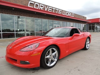 2013 Chevrolet Corvette Coupe (6 Speed, Chromes!) Coupe