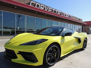 2020 Chevrolet Corvette 3LT Z51 Convertible (Mag Ride, Front Lift!) Convertible