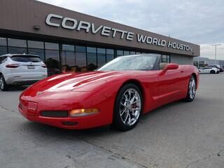 2003 Chevrolet Corvette Convertible 1SB Only 24k Miles - SOLD Convertible