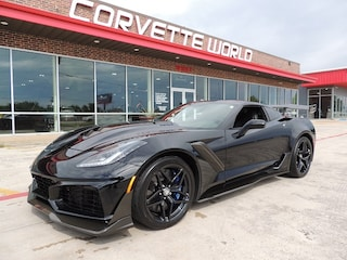 2019 Chevrolet Corvette 1ZR ZR1 ZTK Coupe (7-Speed, Only 900 Miles!) Coupe