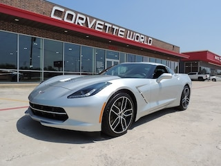 2015 Chevrolet Corvette 2LT Z51 Coupe (Mag Ride, Like New!) Coupe