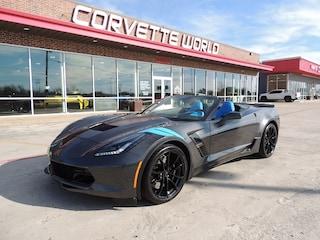 2017 Chevrolet Corvette 3LT Grand Sport Convertible (Rare Collectors Ed.!) Convertible