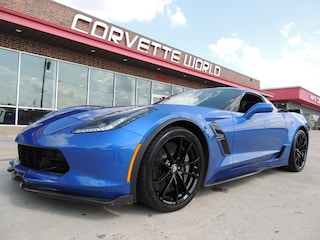 2019 Chevrolet Corvette Z07 Grand Sport Coupe (Nav, Comp Seats, Corsa!) Coupe