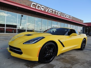 2019 Chevrolet Corvette Stingray Coupe (Auto) Coupe