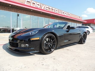 2013 Chevrolet Corvette 1SC 427 Convertible (Rare, Loaded, 60th!) Convertible