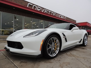2019 Chevrolet Corvette 3LT Z07 Grand Sport Coupe (Comp Seats, Carbon Fiber!!) Coupe