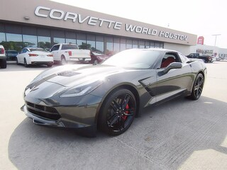 2019 Chevrolet Corvette Stingray Z51 Black Wheels Coupe