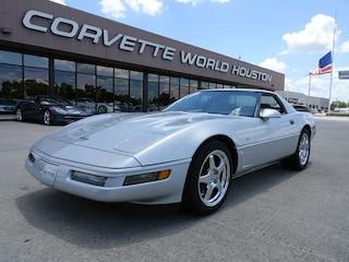 1996 Chevrolet Corvette Convertible LT4 Collector's Edition Convertible