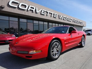 2004 Chevrolet Corvette Z06 Hardtop ONLY 9900 Miles Coupe