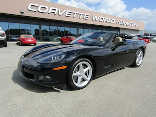 2013 Chevrolet Corvette 3LT Convertible Nav Power Top Convertible