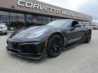 2019 Chevrolet Corvette ZR1 Coupe 3ZR ZTK Track Pkg. Coupe