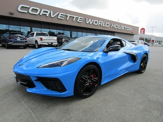 2020 Chevrolet Corvette Stingray Coupe ONLY 8 MILES!! Coupe