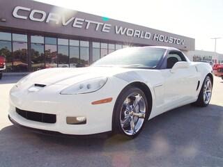 2010 Chevrolet Corvette Grand Sport Coupe 3LT Nav Coupe