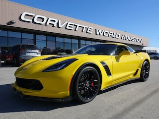 2015 Chevrolet Corvette Z06 Coupe 3LZ ONLY 800 MILES Coupe