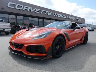 2019 Chevrolet Corvette ZR1 Coupe 3ZR ZTK Track Pkg  Coupe