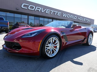 2015 Chevrolet Corvette Z06 Convertible 3LZ Automatic Convertible