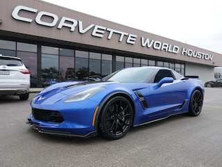 2019 Chevrolet Corvette Grand Sport Coupe Z07 7-Speed Coupe