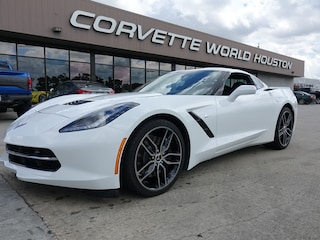 2017 Chevrolet Corvette Stingray Z51 Coupe 2LT Mag Ride Nav Coupe