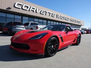 2017 Chevrolet Corvette Z06 2LZ Coupe Ceramic Brakes Coupe