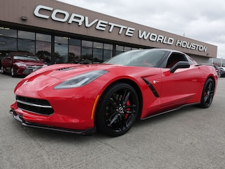 2015 Chevrolet Corvette Stingray Z51 Coupe 3LT Coupe