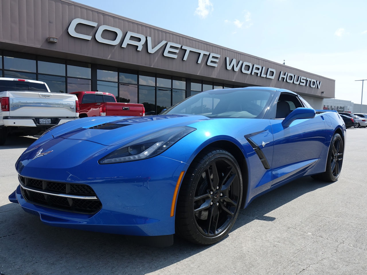 2015 Chevrolet Corvette Stingray Z51 Coupe 2LT Comp Seats Coupe