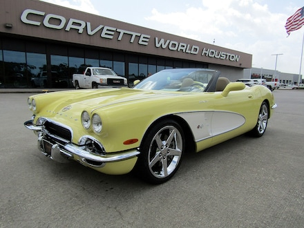 2006 Chevrolet Corvette CRC C1 Conversion!!! Convertible