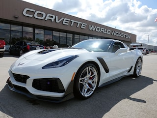 2019 Chevrolet Corvette ZR1 Coupe 3ZR ZTK Track Package Coupe