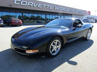 2001 Chevrolet Corvette Coupe 1SC Coupe