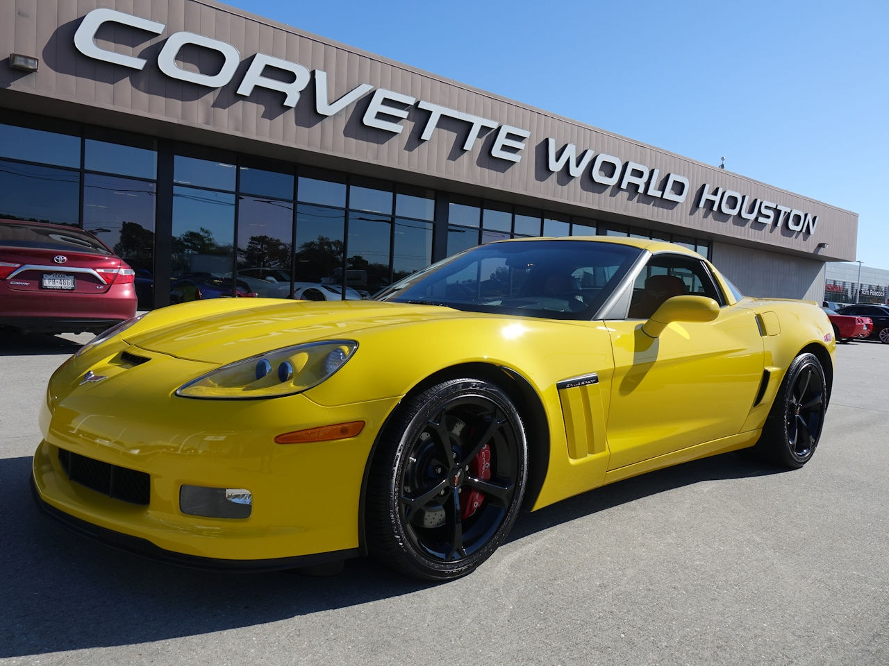2013 Chevrolet Corvette Grand Sport Coupe 3LT Mag Ride Rare Color Combo Coupe