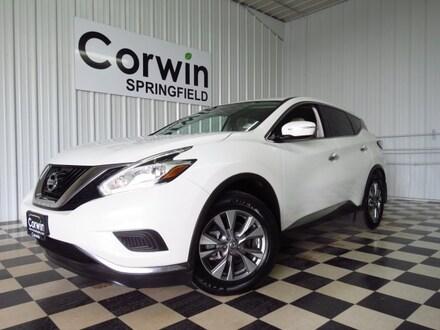 2015 Nissan Murano S SUV