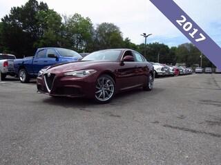 2017 Alfa Romeo Giulia AWD Sedan