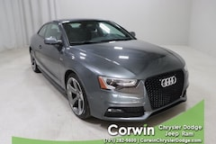 Pre-Owned 2015 Audi S5 3.0T Coupe dealer in Fargo ND - inventory
