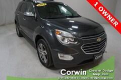 Pre-Owned 2017 Chevrolet Equinox Premier SUV dealer in Fargo ND - inventory