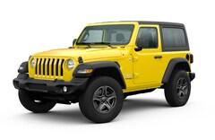 2020 Jeep Wrangler SPORT S 4X4 Sport Utility