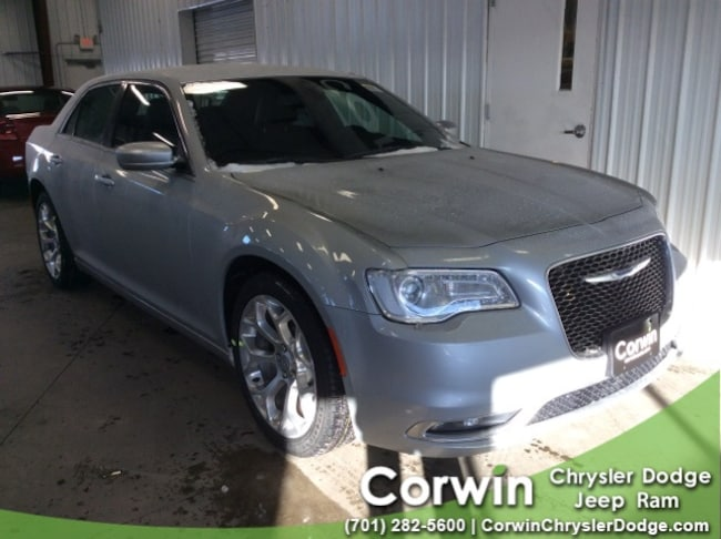 New 2019 Chrysler 300 C Fargo Nd Serving West Fargo Detroit