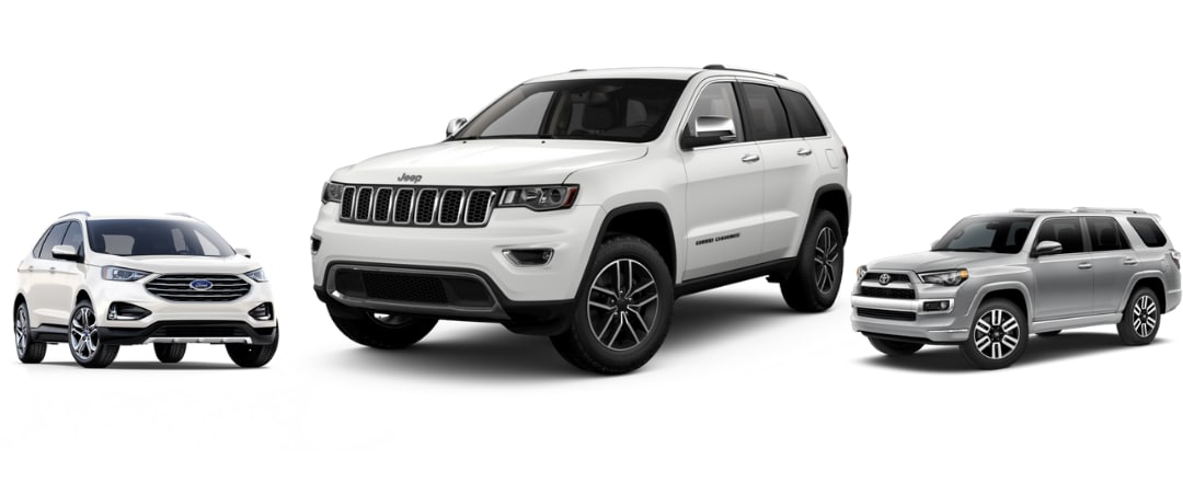 How Does The New Jeep Grand Cherokee Compare To Its Suv Competitors