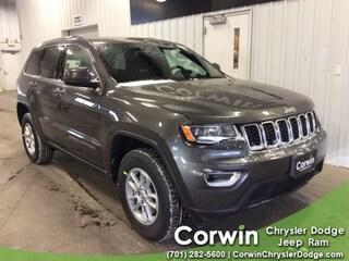 New 2019 Jeep Grand Cherokee LAREDO E 4X4 Sport Utility dealer in Fargo ND - inventory