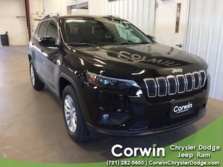 New 2019 Jeep Cherokee LATITUDE 4X4 Sport Utility dealer in Fargo ND - inventory