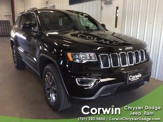 New 2020 Jeep Grand Cherokee LAREDO E 4X4 Sport Utility dealer in Fargo ND - inventory