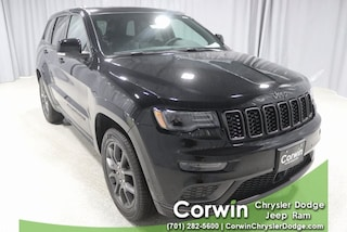 New 2020 Jeep Grand Cherokee HIGH ALTITUDE 4X4 Sport Utility dealer in Fargo ND - inventory
