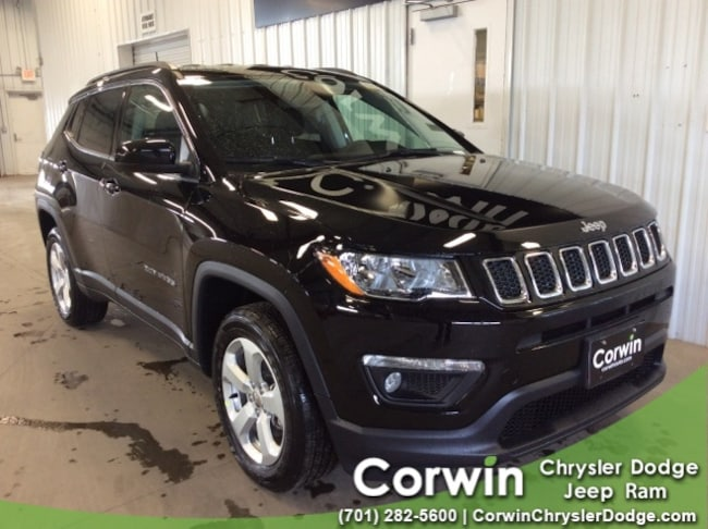 For Sale in Fargo: New 2019 Jeep Compass LATITUDE 4X4 Sport Utility