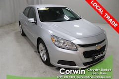 Pre-Owned 2015 Chevrolet Malibu LT w/1LT Sedan dealer in Fargo ND - inventory