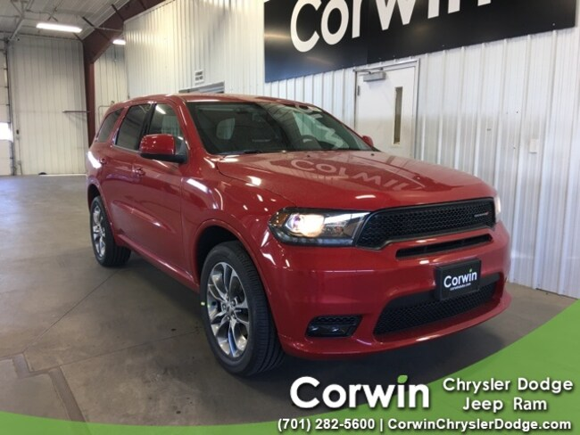 For Sale in Fargo: New 2019 Dodge Durango GT AWD Sport Utility