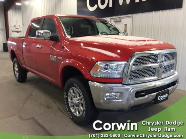 For Sale in Fargo: New 2018 Ram 2500 LARAMIE CREW CAB 4X4 6'4 BOX Crew Cab