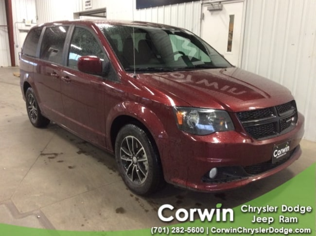 For Sale in Fargo: New 2019 Dodge Grand Caravan SE PLUS Passenger Van