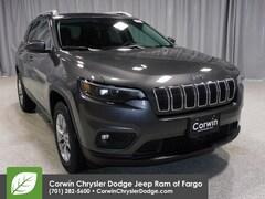 2021 Jeep Cherokee LATITUDE LUX 4X4 Sport Utility