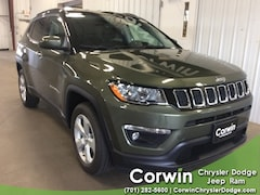 New 2018-2019 Jeep Compass available in Fargo, ND