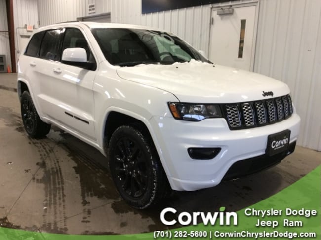 New 2019 Jeep Grand Cherokee Altitude 4x4 Fargo Nd Serving West